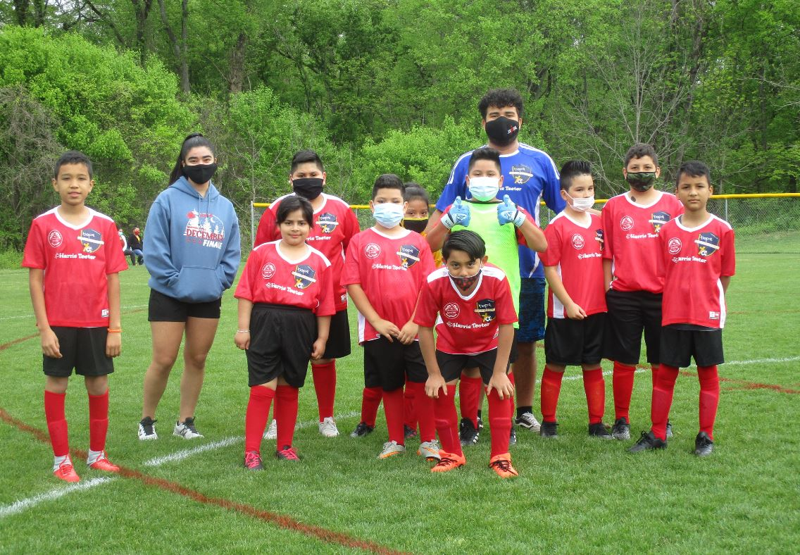 Hope Soccer Ministries U10 - YMCA Sponsorship