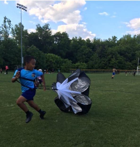 Hope Soccer Skills Clinic for soccer development.